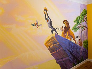 Mural Gallery Sacredart Murals